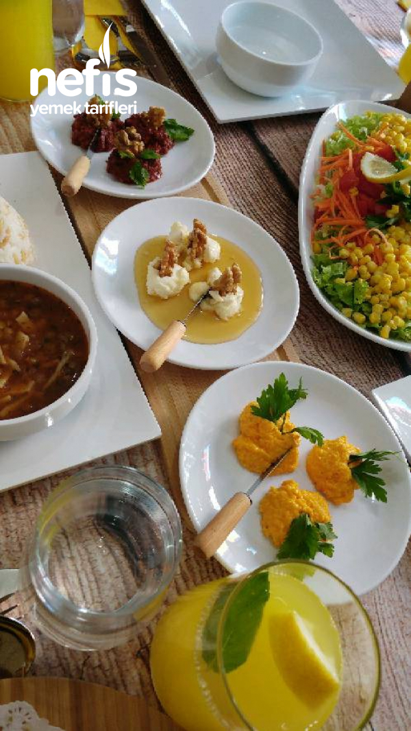 Ramazan Bayramı Menüsü