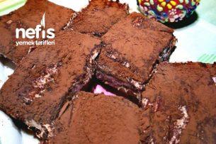 Şipşak Kolay Çikolatalı Pasta Tarifi