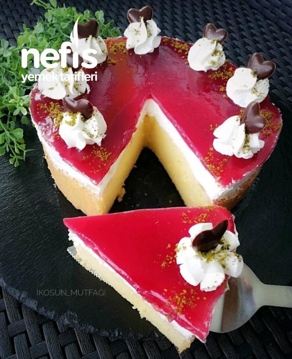3 Yemek Kaşığı Kolay Kek