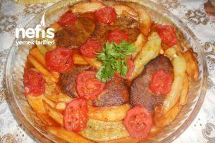 Anne Usulü Fırında Biftek Tarifi