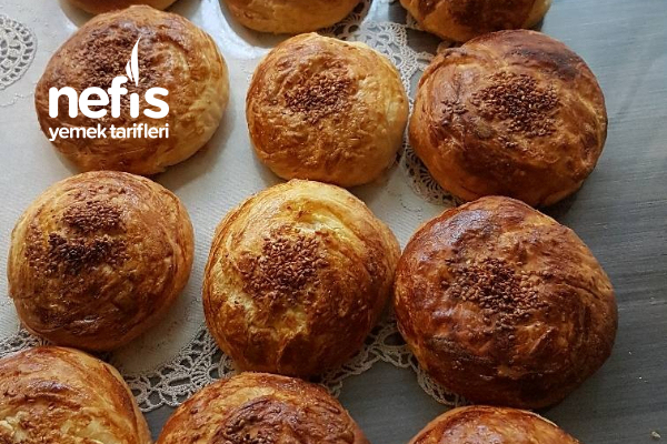 Erzurum Çöreği Tarifi