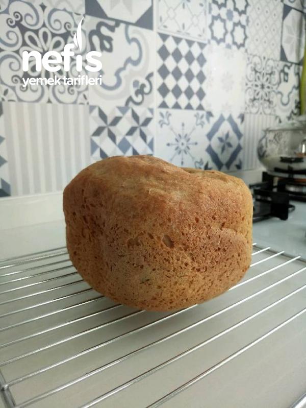 Hafif Kepek Ekmeği (Ekmek Yapma Makinasında)