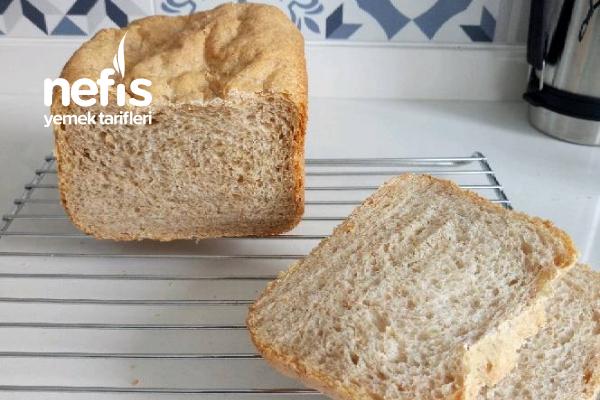 Hafif Kepek Ekmeği (Ekmek Yapma Makinasında) Tarifi