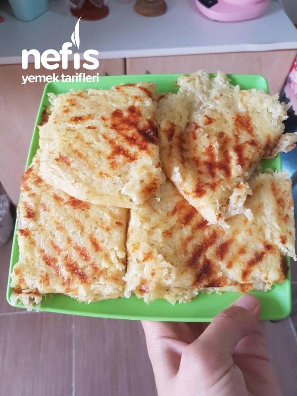 Patatesli Tost Efsane