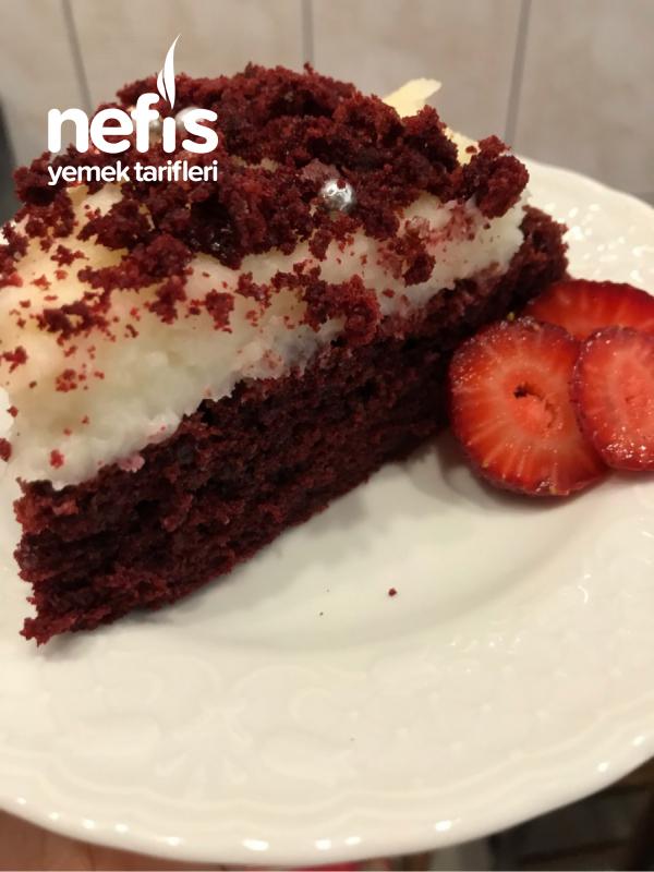 Red Velvet Cake (kırmızı Kadife Kek )