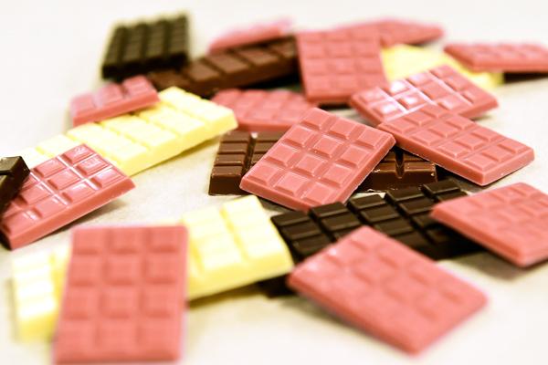 ruby çikolata nedir