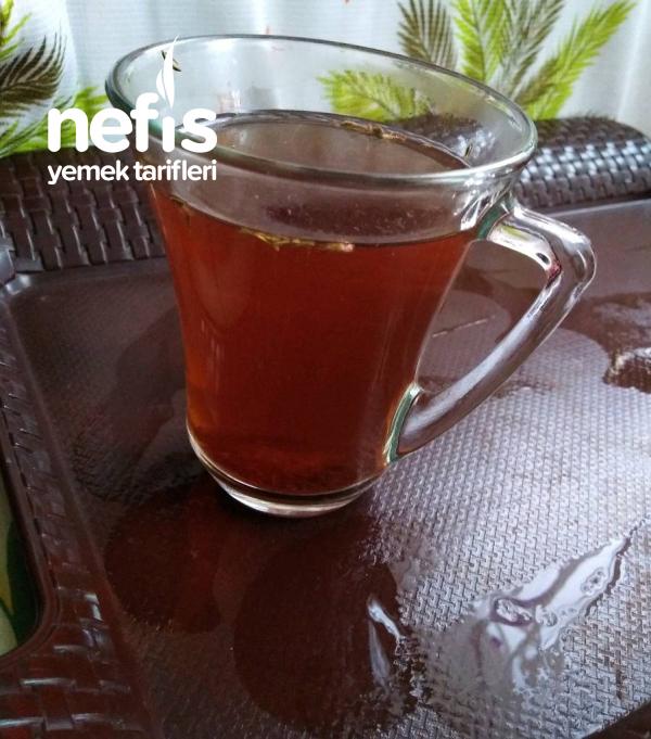 Yağ Yakımını Hızlandırıcı Çay