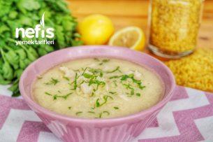 Bulgurlu Tavuk Çorbası Tarifi (videolu)