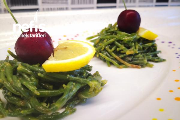 Deniz Börülcesi Salatası Tarifi (Videolu)