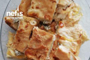 Dereotlu Peynirli Börek Tarifi