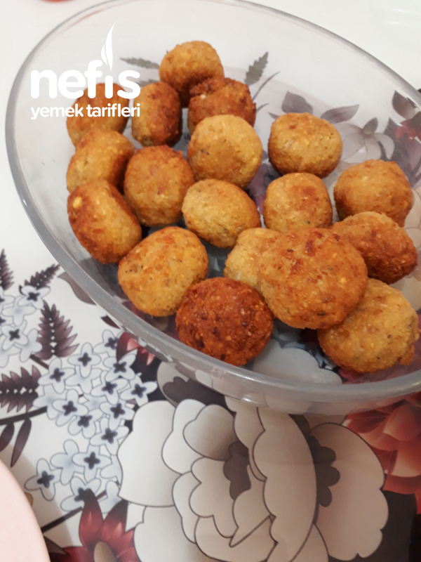 Falafel Nohut Koftesi