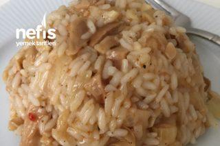 Kuru Kabaklı Pirinç Pilavı Tarifi