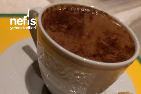 Sütlü Tarçınlı Türk Kahvesi Tarifi