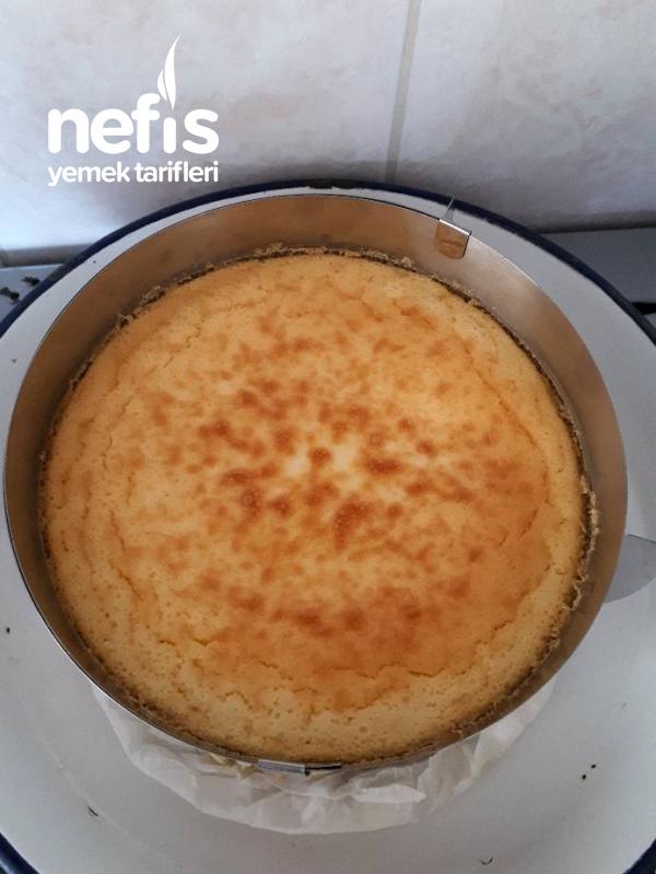 Vişneli Cheesecake (Hazır Yemeye Son!)