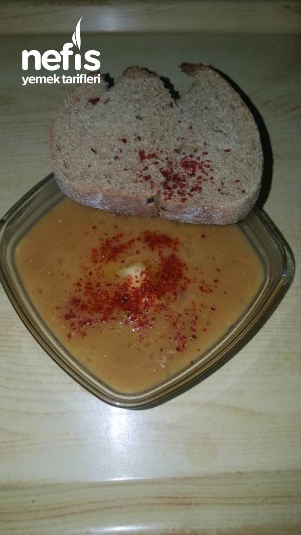 3 Mercimek Çorbası