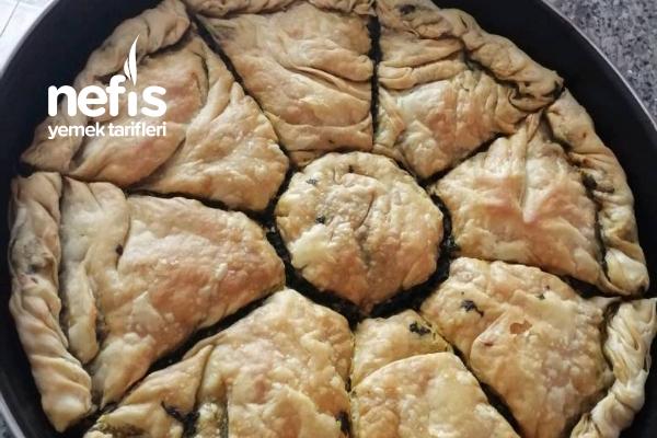 Arnavut Böreği (Çıtır Çıtır) Tarifi