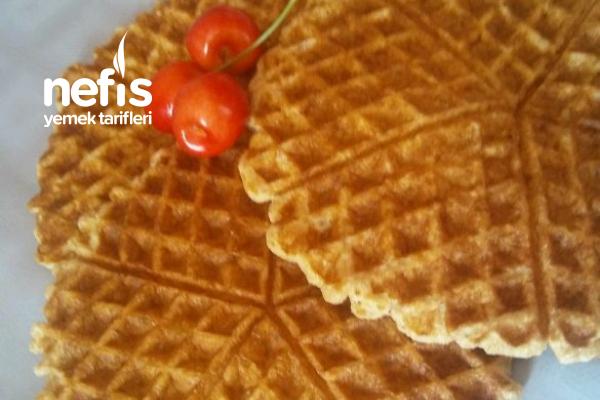 Bebek Waffle Tarifi