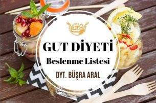gut hastalığı diyeti