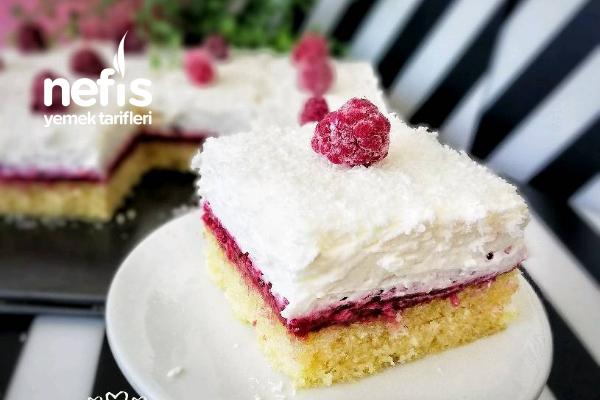 Hindistan Cevizli Rüya Pasta Tarifi