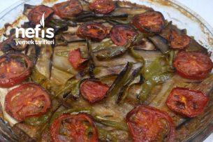 Pratik Fırında Patlıcan Kebabı Tarifi