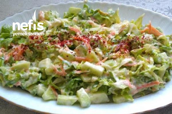 Serin Salata Tarifi