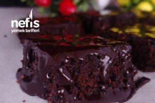 Bol Çikolata Soslu Brownie Tarifi