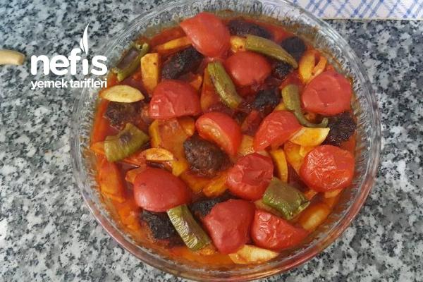 Köfte Patates Tarifi
