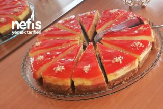 Cheesecake (Orman Meyveli) Tarifi