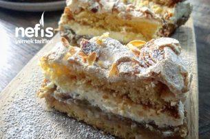 Işkınlı Bezeli Pasta Tarifi