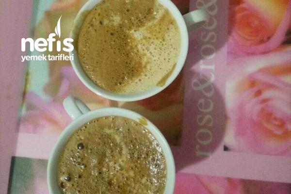 Köpük Kahve Tarifi