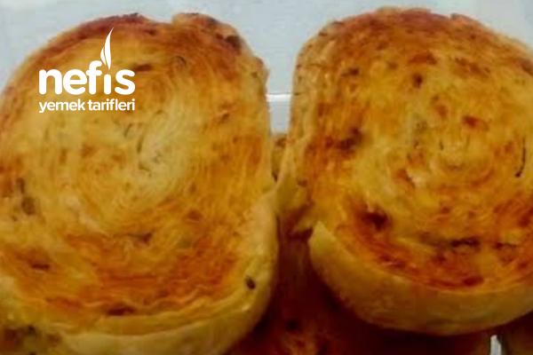 Patatesli Rulo Börek Tam Kıvamında (Lezzet Garantili) Tarifi