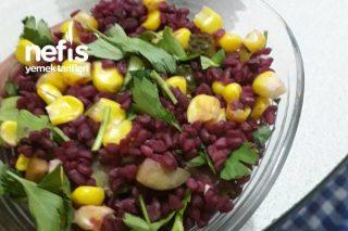 Şalgamlı Bulgur Salatası (kısırı) Tarifi