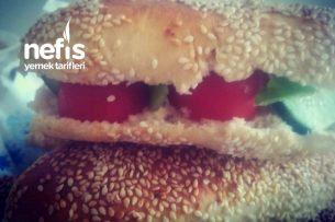 Susamlı Poğaça Ve Sandviç Ekmeği Tarifi