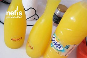 2 Portakal 1 Limonla Limonata Tarifi