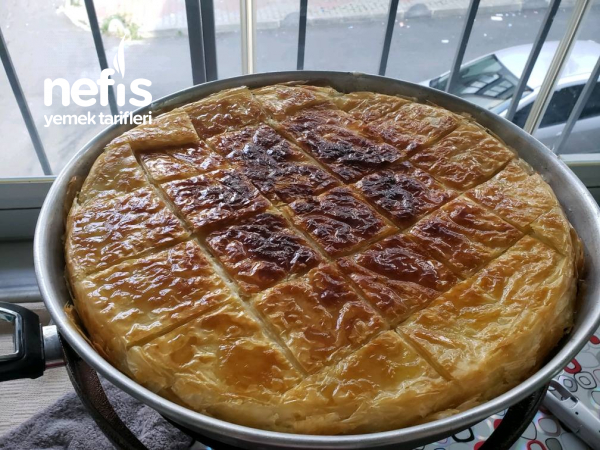 Adana Usulü Su Böreği