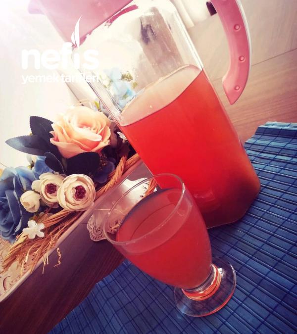 Bergamot Ve Şeftali Aromalı Ice Tea