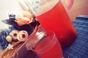 Bergamot Ve Şeftali Aromalı Ice Tea Tarifi