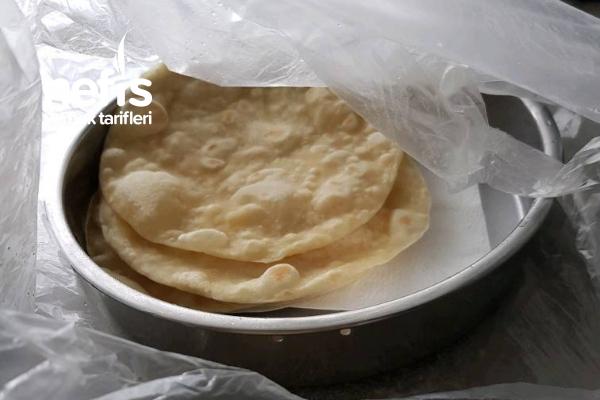 Buzluktan Porsiyonluk Hamur (Lavaş, Pizza, Lokma İçin) Tarifi