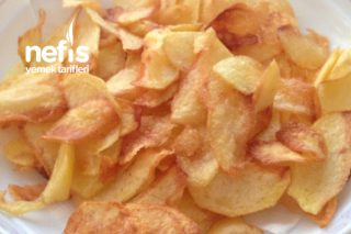 Taze Patatesden Cips Tarifi