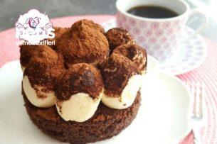 Tiramisu Mini Pasta Tarifi