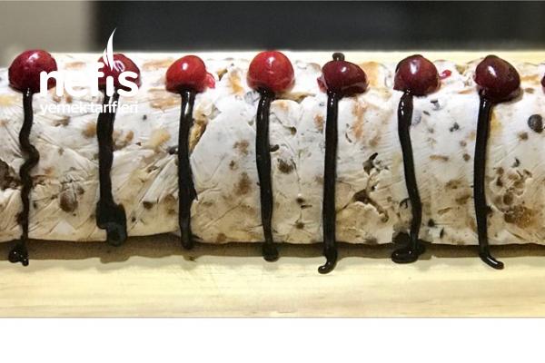 5 Dakikada Bisküvili Pasta