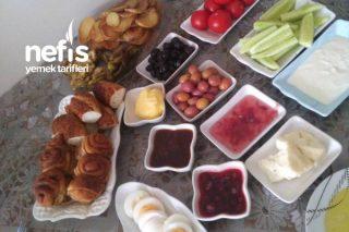 Babalar Günü Kahvaltısı Tarifi