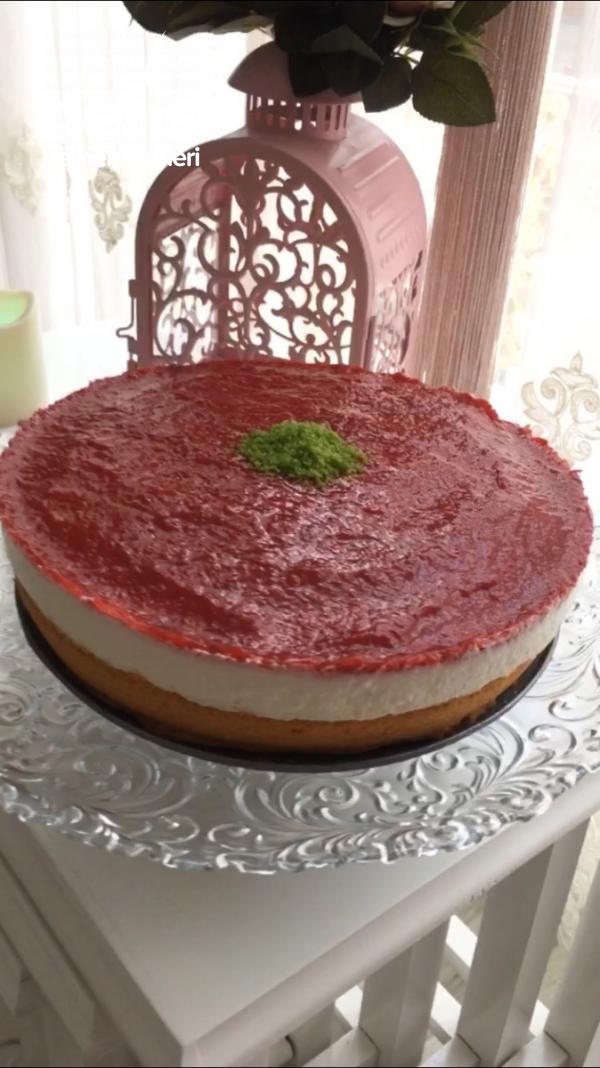 Çikekli Yaz Pastası