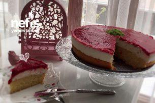 Çilekli Yaz Pastası Tarifi