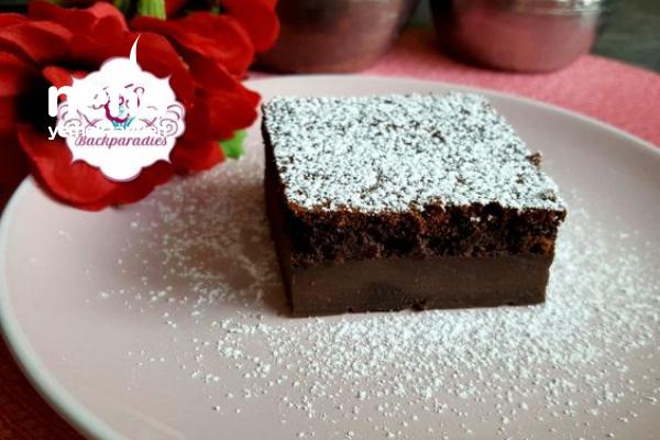 Çikolatalı Sihirli Pasta Tarifi