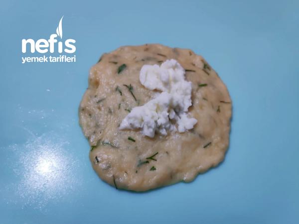 Dereotlu Peynirli Poğaça (kıyır Kıyır)