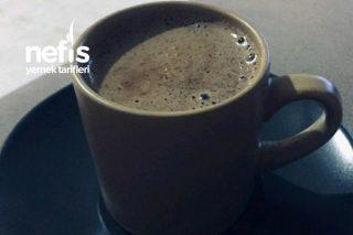Dondurmalı Kahve Tarifi