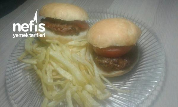 Hamburger Tarifi Dolu Dolu Bi Lezzet