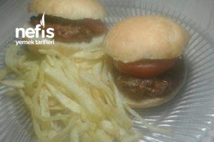 Hamburger Tarifi Dolu Dolu Bir Lezzet
