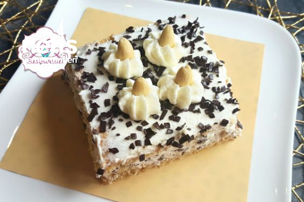 Nefis Bademli Pasta Tarifi